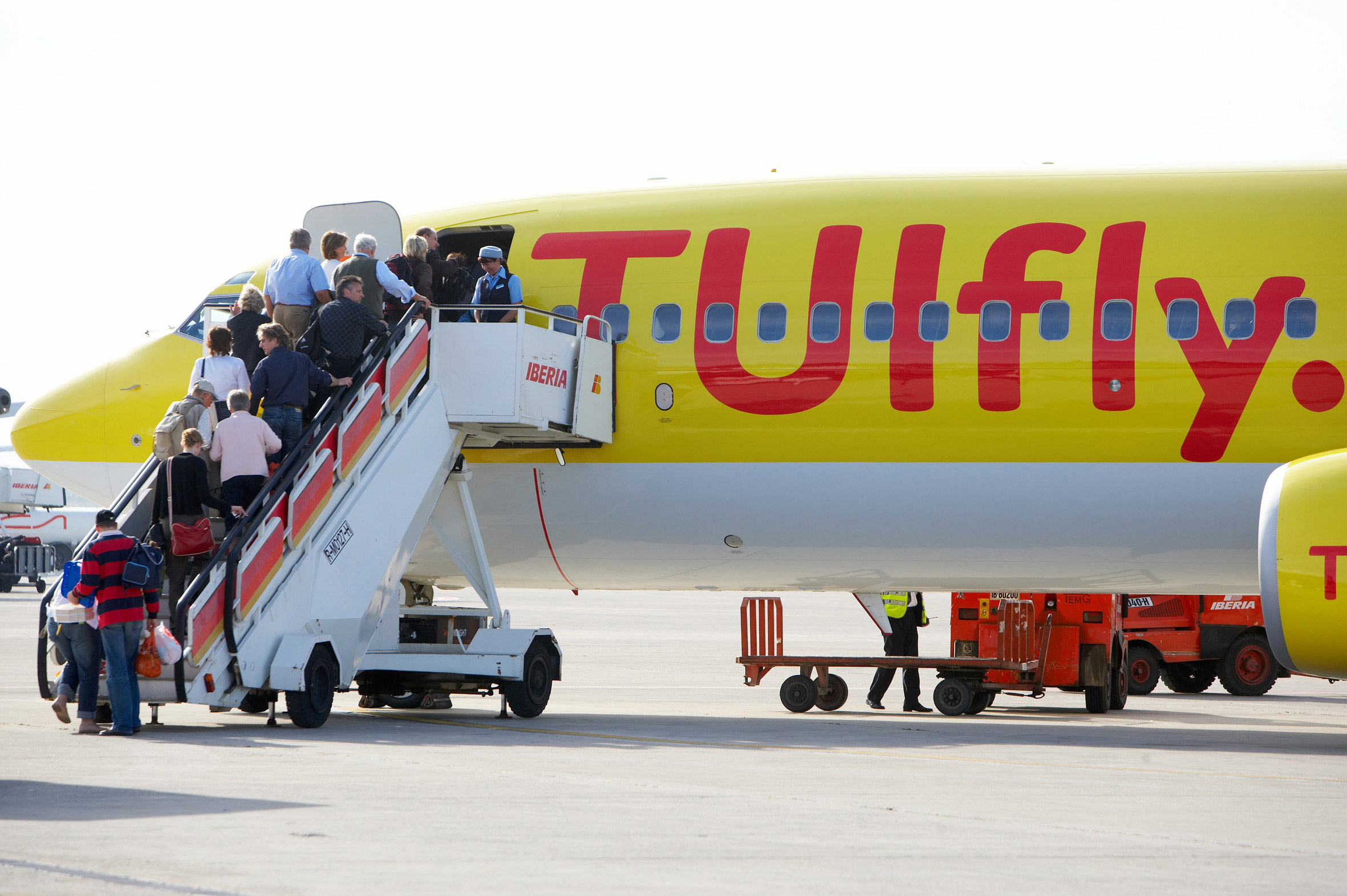 Airline TYUI Fly (TUI fly). Official sayt.3