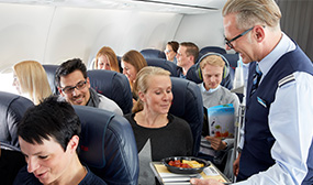 Thomson Inflight Meals >> Catering On Board With Tui Fly Tui Fly Bistro Tui Fly Cafe