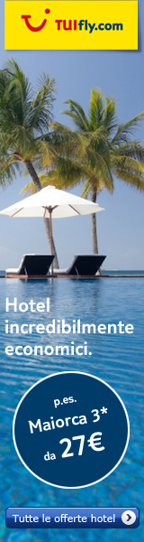 Hotels in offerta TUIfly.com