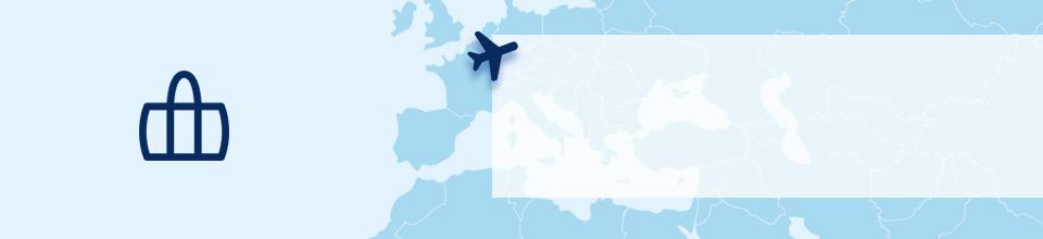 Handgepäck im Flugzeug - Freigepäckgrenze | TUI fly