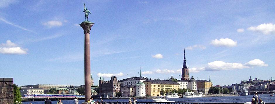 Flüge von Hamburg nach Stockholm - Arlanda