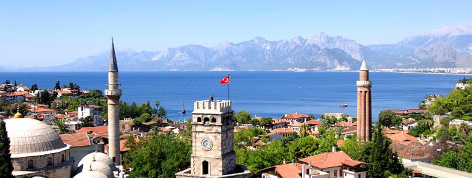 Flüge von Basel nach Antalya