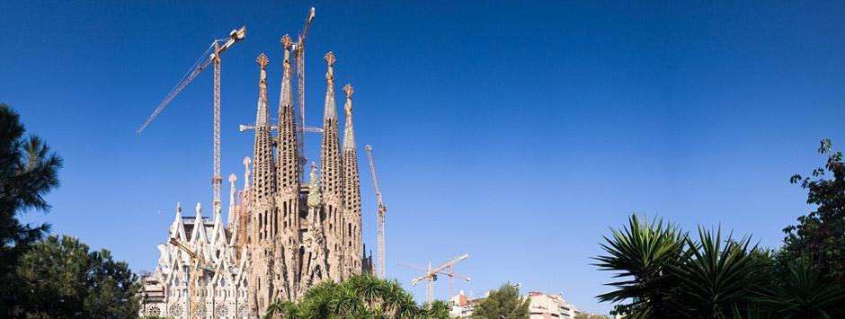 Flüge von Hamburg nach Barcelona