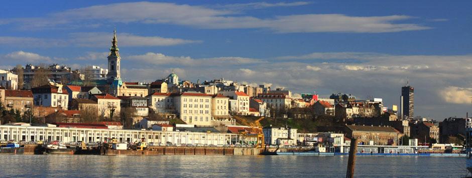 Flüge von Hannover nach Belgrad