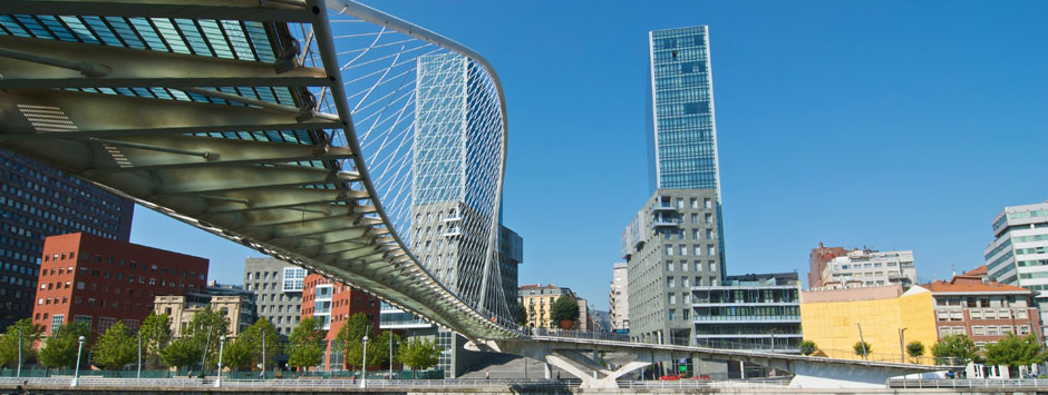 Flüge von Hannover nach Bilbao
