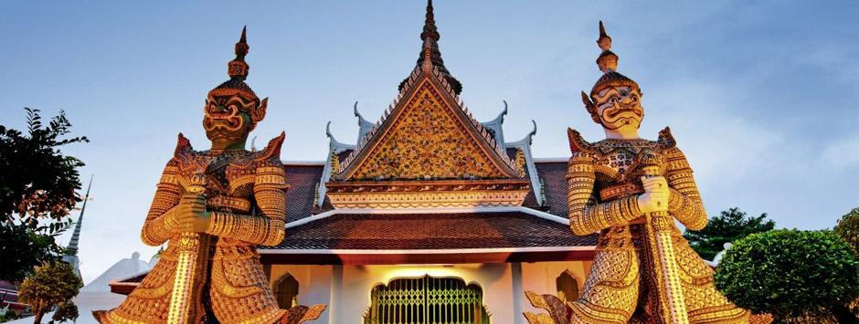 Billigflüge von Köln / Bonn nach Bangkok