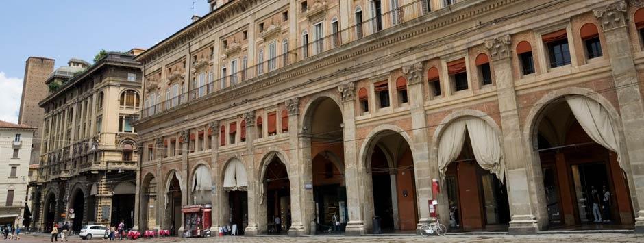 Flüge von Hannover nach Bologna