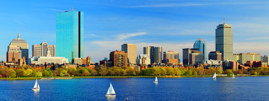 Flüge von Sylt nach Boston