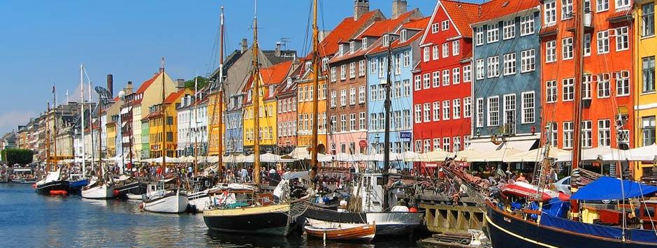 Flüge von München nach Kopenhagen