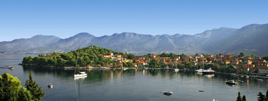 Flüge von Hamburg nach Dubrovnik