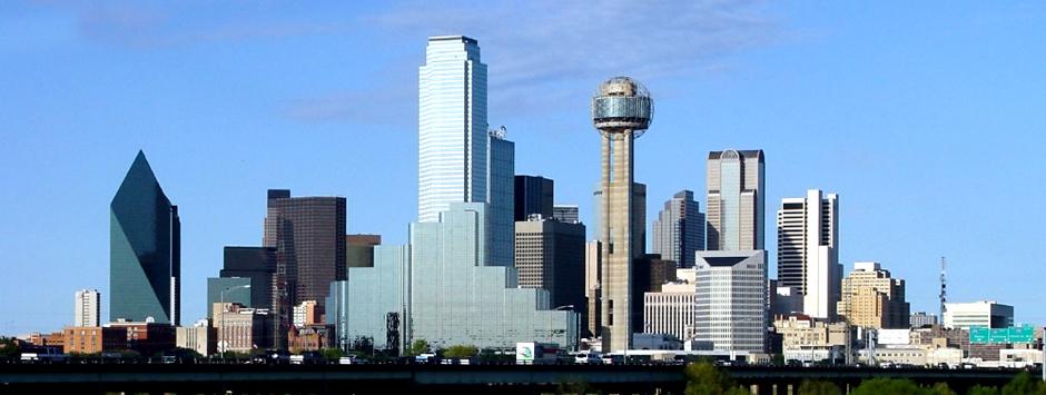 Flüge von Hamburg nach Dallas - Ft. Worth