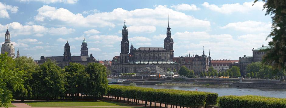 Flüge von Basel nach Dresden