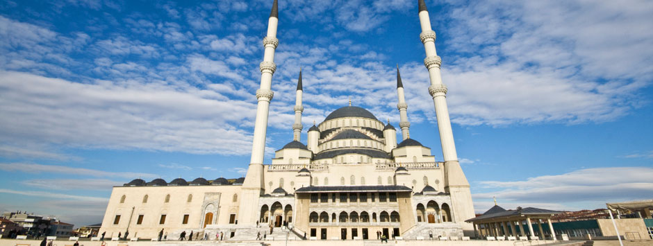 Flüge von Hamburg nach Ankara