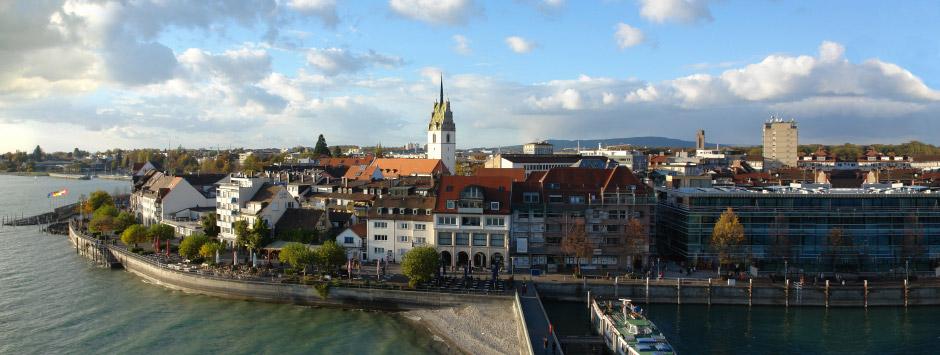 Flüge von Rhodos nach Friedrichshafen