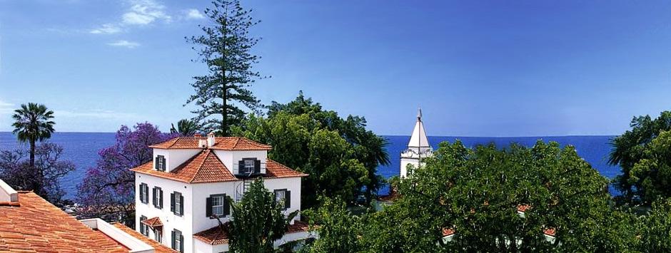 Flüge von Berlin - Tegel nach Funchal / Madeira