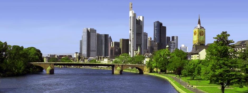Flüge von Berlin - Tegel nach Frankfurt