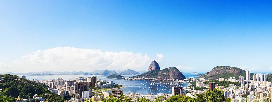 Flüge von Frankfurt nach Rio de Janeiro