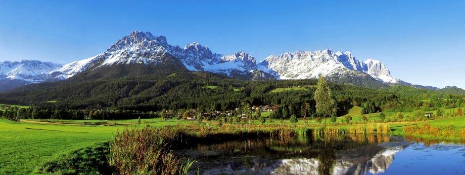 Billigflüge von Hamburg nach Innsbruck / Tirol
