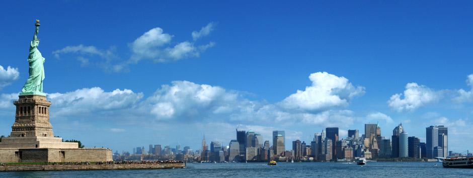 Flüge von Bremen nach New York - JFK