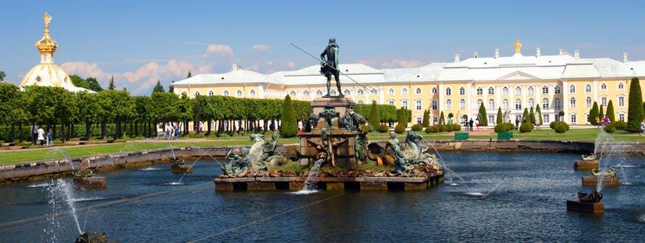 Flüge von München nach St. Petersburg
