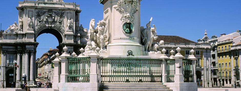 Städtereisen von München nach Lissabon