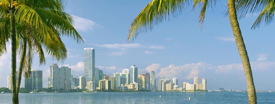 Flüge von Nürnberg nach Miami