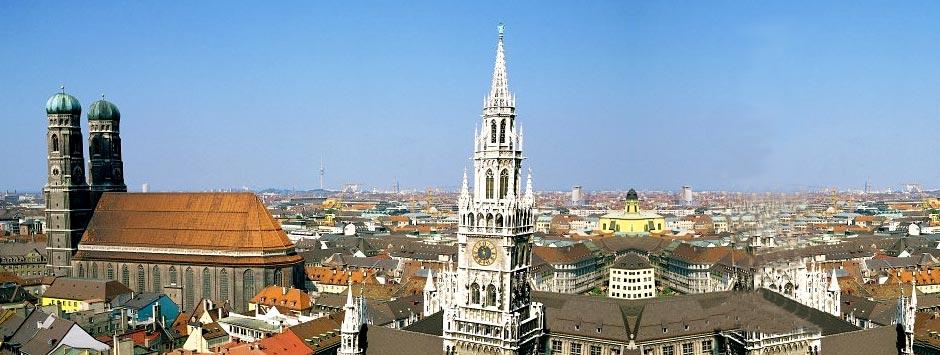 Flüge von Kopenhagen nach München