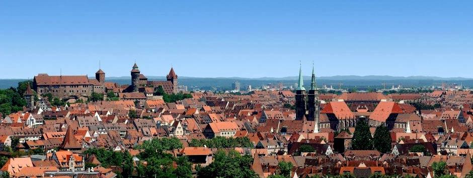 Flüge von Nizza nach Nürnberg