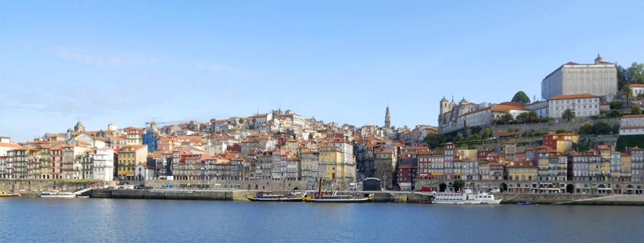 Flüge von München nach Porto