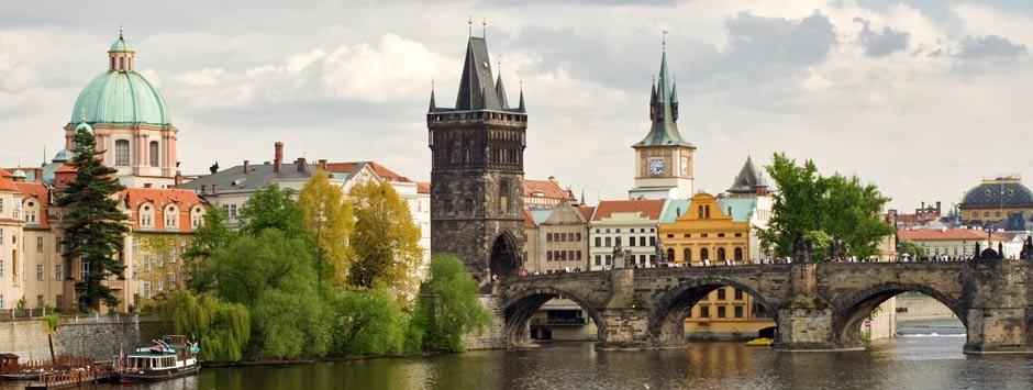Flüge von Hamburg nach Prag