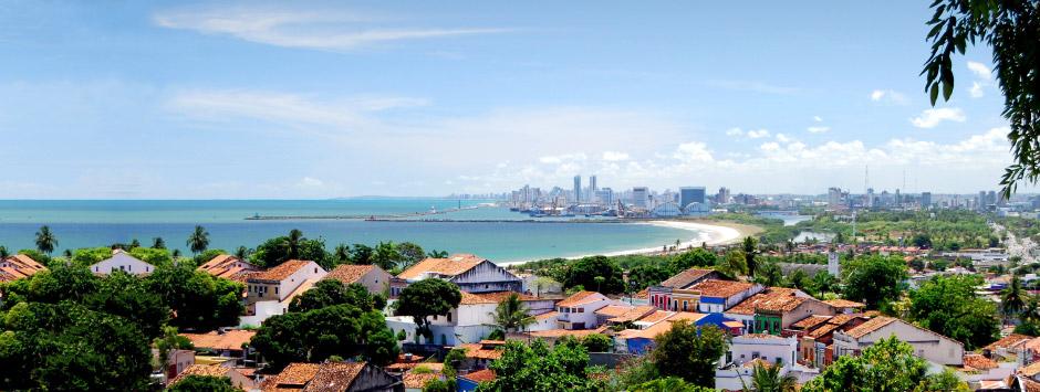 Flüge von Frankfurt nach Recife