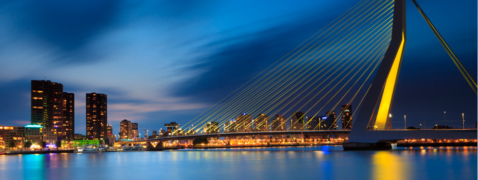 Flüge von Berlin - Tegel nach Rotterdam