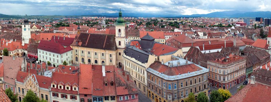 Flüge von Bremen nach Sibiu