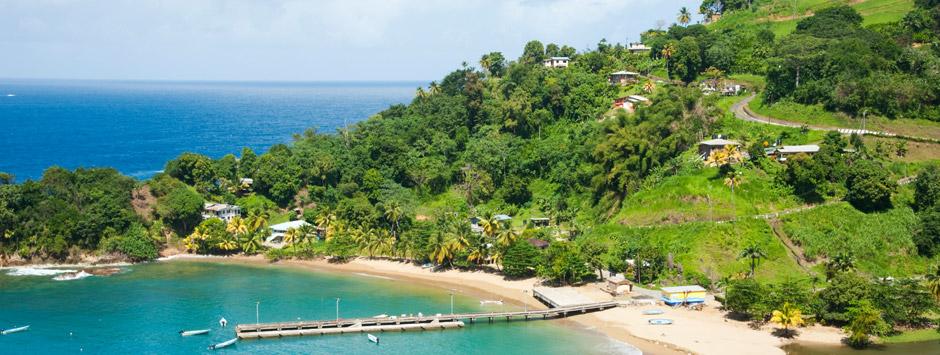 Billigflüge von Frankfurt nach Tobago