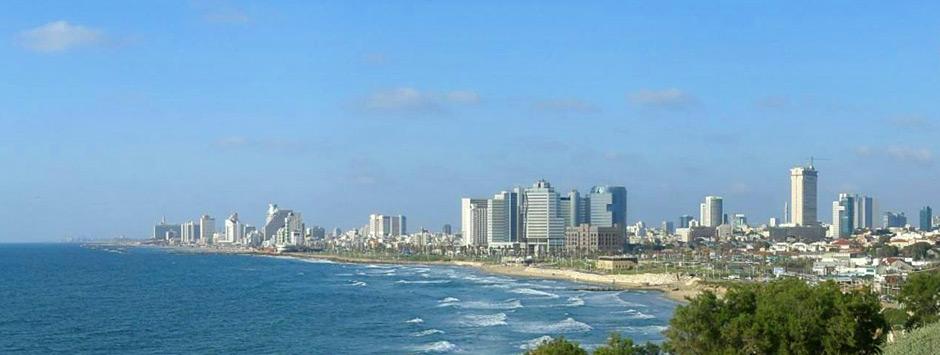 Flüge von Hamburg nach Tel Aviv - Ben Gurion