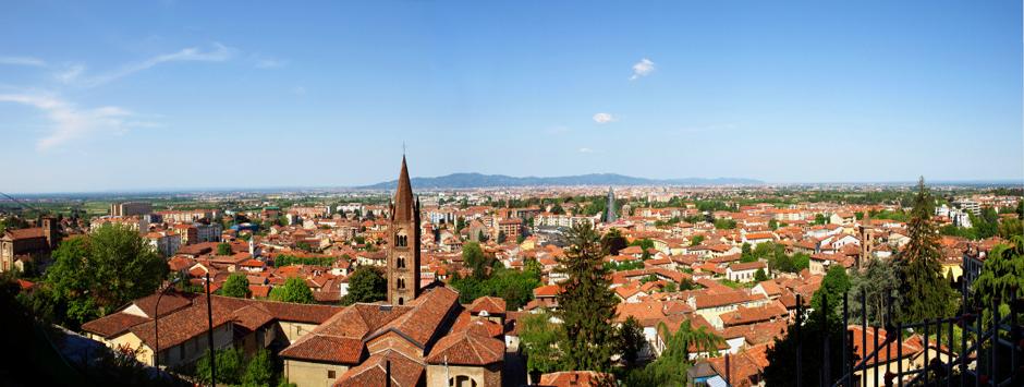 Flüge von Hamburg nach Turin