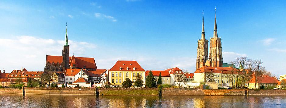 Flüge von Düsseldorf nach Breslau