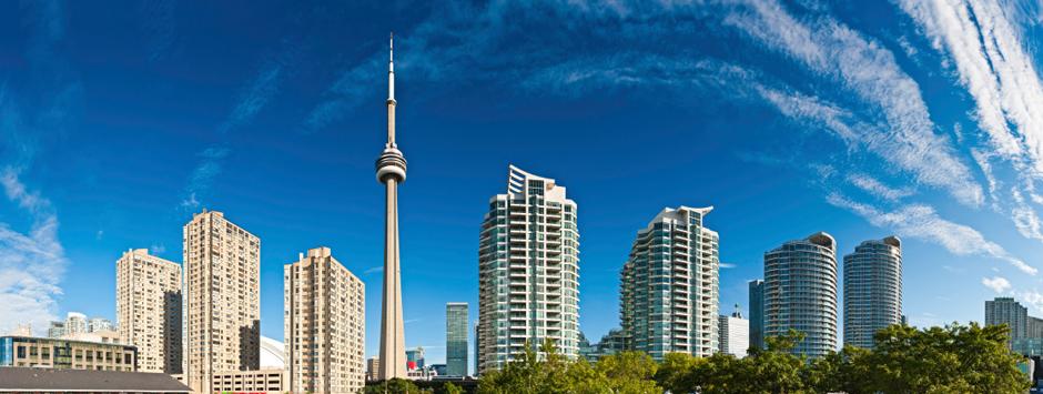 Flüge von Frankfurt nach Toronto - Pearson