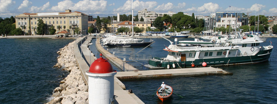 Flüge von Berlin - Tegel nach Zadar