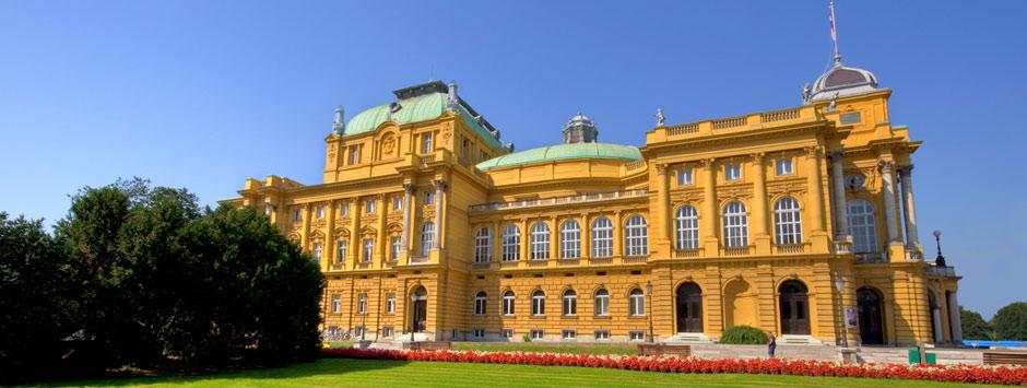 Flüge von Köln / Bonn nach Zagreb