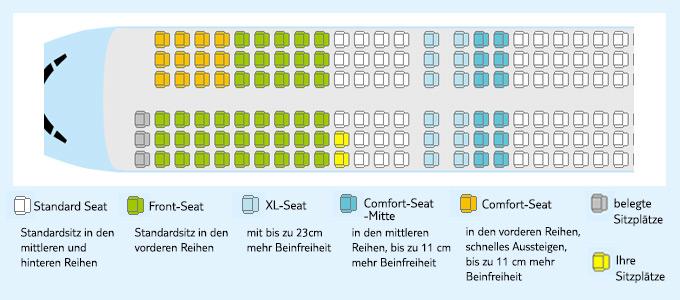 Sitzplatzreservierung Alle Informationen Im 220 Berblick