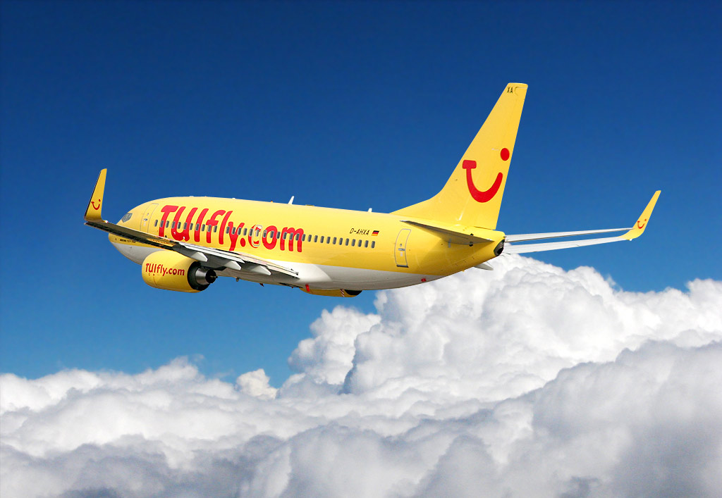 Tuifly Website